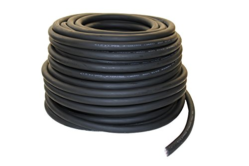 netbote24 Hochwertige Gummileitung H07RN-F 5G6/ 5G10 (5x6;5x10 mm²) Baustellenkabel, Industriekabel IP44 geeignet für den Außenbereich 5-50m (5G6; 10m)