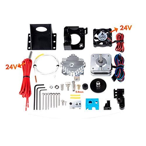 Impresora 3d Titan Aero V6 hotend extrusora kit completo