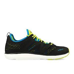 ALTRA Men's AFM1923G Kayenta Road Running Shoe, Black/Lime - 11.5 D(M) US