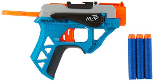 Nerf B4614 Ballesta de Juguete Arma de Juguete - Armas de Juguete (Ballesta de Juguete, 8 año(s), Niño, Negro, Azul, Naranja, Blanco, 1 Pieza(s), 1 Pieza(s))