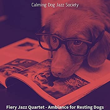 Fiery Jazz Quartet - Ambiance for Resting Dogs