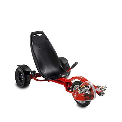 EXIT Tricycle Pro 100 Rouge/Noir