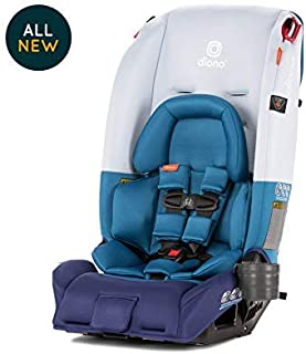 Diono Radian 3RX Convertible Car Seat, Blue