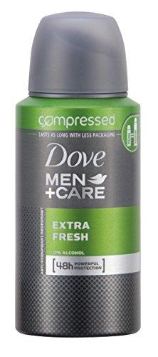 Dove Men Care Extra Aerosol, anti-traspirant deodorant-tablet, 75 ml