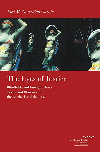 The Eyes of Justice: Blindfolds and Farsightedness, Vision and Blindness in the Aesthetics of the Law