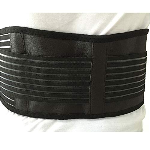 LLZGPZBD toermalijn lendensteun riem ademende mesh taillebescherming instelbaar zelfverwarming rugsteun lichtheid