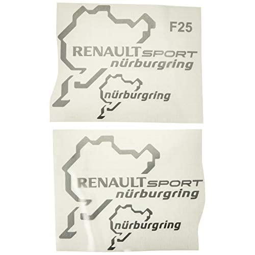 Ecoshirt IM-XXSU-GO99 Stickers Brembo R47 Aufkleber Decals Autocollants Adesivi, Bianco