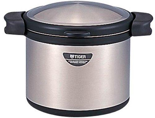タイガー保温調理鍋 (真空ステンレス) NFA-B300-XS