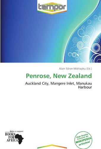 Penrose, New Zealand: Auckland City, Mangere Inlet, Manukau Harbour