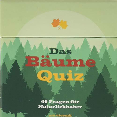 Das Bäume-Quiz: 66 Fragen für Naturliebhaber