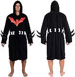 DC Comics Batman Beyond Costume Hooded Fleece...