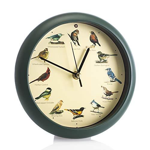 Desk Bird Clock