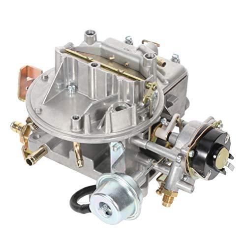 ECCPP New 2 Barrel Carburetor Carb Fit For 1975-1979 F-ord F-100 1975-1984 F-ord F-350 1968-1973 F-ord Mustang 1964-1984 J-eep Wagoneer 2100 A800 2100-A800 2100A800 Carb