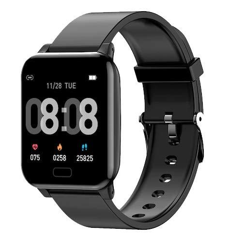 INDYGO L8 Pulsera Inteligente IP67 Reloj Banda Inteligente Con Medición De La Piel y La Temperatura Corporal Ritmo Cardíaco