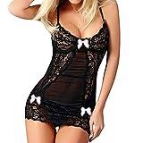 BeautyTop Damen Dessous, Frauen Dessous sexy erotik Dessous nachtwäsche sexy Versuchung Nightgown...