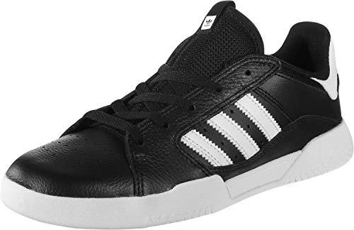 Adidas Vrx Low, Zapatillas de Skateboarding Hombre, Negro (Negro 000), 40 EU