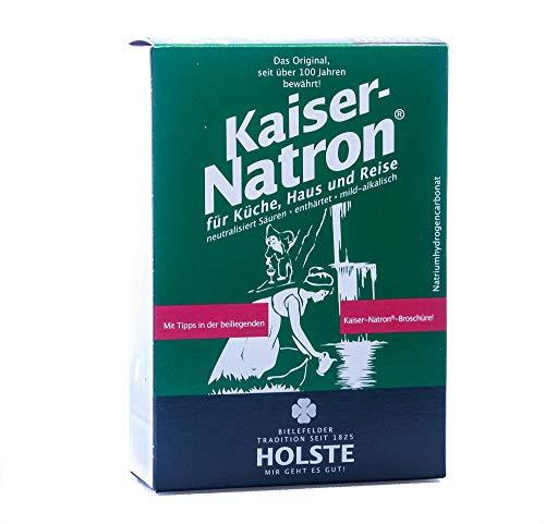 3x Kaiser Natron 250g Soda,Backen,kochen,waschen,reinigen Haus, Küche