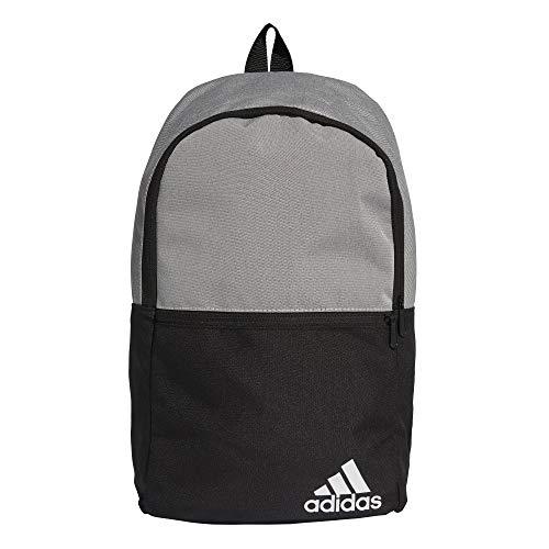 adidas Daily BP II, Zaino Uomo, Orbgry/Black/White, One Size