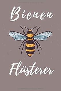 Imker Notizbuch: Imker Notizbuch für Bienen Flüsterer. Imkerei Journal 6x9 150 Seiten mit Checkliste als Imker Geschenk