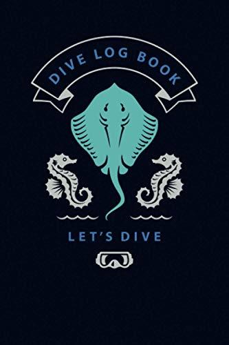 Dive Log Book: Compact Log for Recreational Scuba Divers (122 Dives)