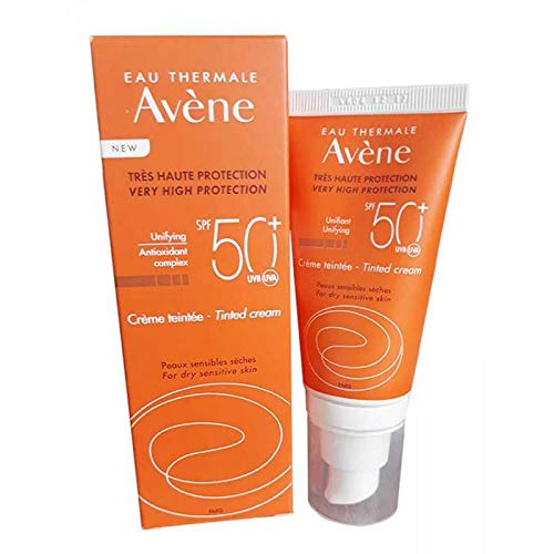 Avène SunSitive Protection SPF 50+ Sonnencreme getönt,50ml