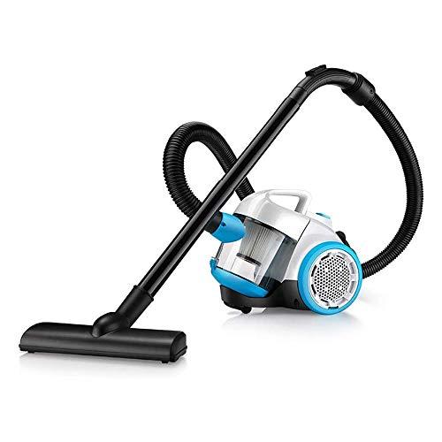 EAHKGmh Cilindro sin Bolsa Aspiradora, Aspiradoras 1000W, succión de Gran Alcance, for Las alfombras de múltiples Capas y Suelo Aspirador