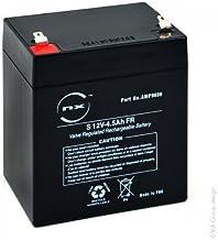 NX - Batería Plomo AGM 4.5-12 Uso General - Estacionaria FR 12V 4.5Ah F4.8