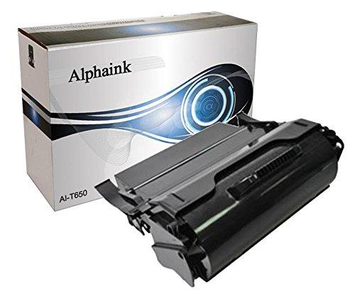 Alphaink AI-T650 Toner compatibile per Lexmark T650 T652 T654 25000 copie