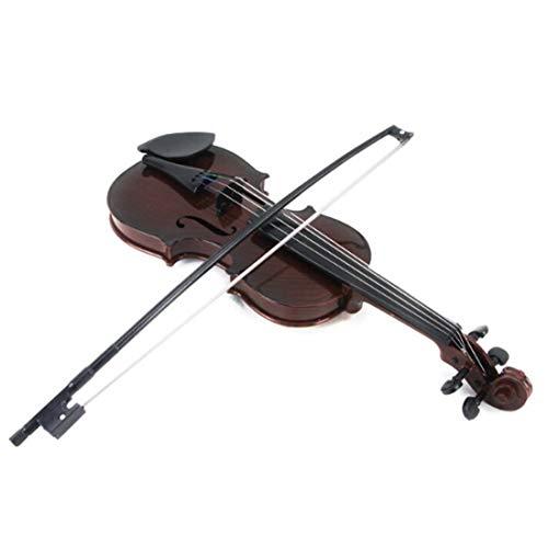 MAJOZ0 Geige ,Kinder Geige Spielzeug ,Violine Musikinstrument Geschenk ,für Junge und Mädchen ab 3 Jahre Musik Simulation Spielzeug