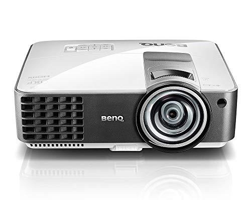 BenQ MX819ST 3000 ANSI Lumens XGA SmartEco Short Throw 3D Projector (Renewed)