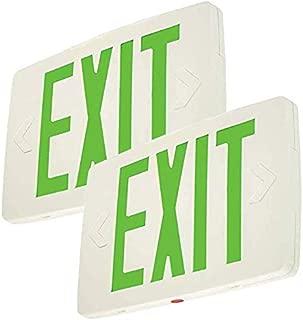 Best exit light fixtures Reviews
