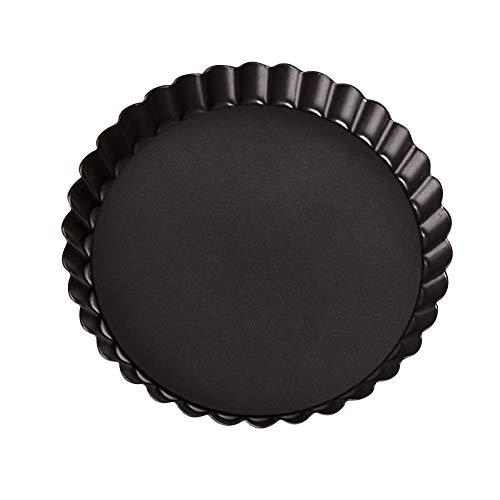 Alicer - Teglia Rotonda Antiaderente per Pizza e Dolci, Show, 15 cm
