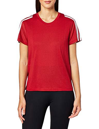 Adidas 3S Mesh Slv T-shirt voor dames