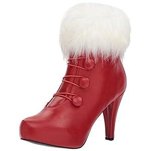 Ellie Shoes Women's 414-claus Boot