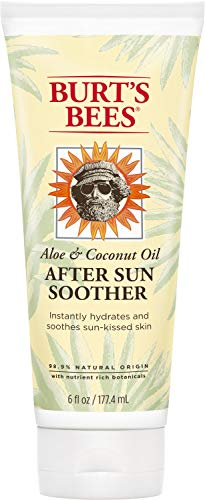 Outdoor by Burt's Bees Aloe & Linden Flower After Sun Soother 177ml