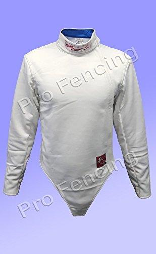 Blade 350N Nylon Front-Zip Fencing Jacket for Men