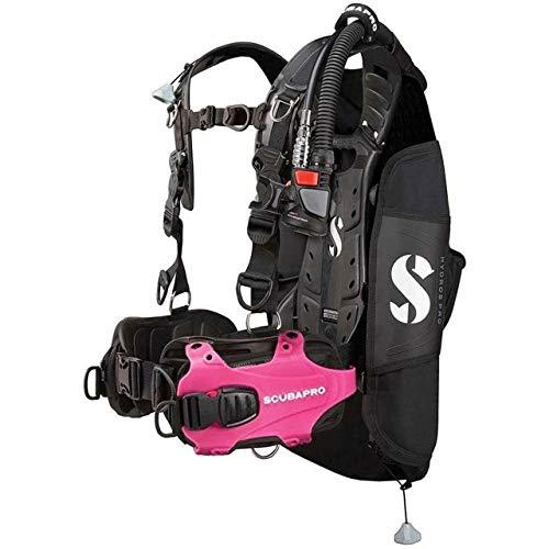 Scubapro Hydros Pro w/5th Gen. Air2 Womens BCD - Pink Medium