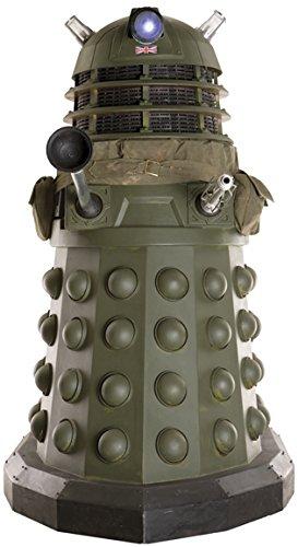 Star Cutouts Pappaufsteller von Dalek Ironside im Krieg