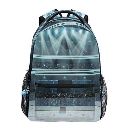 DISLONLY Rucksack Sporttasche Freizeittasche,Eine Sportarena voller Menschen Fans Publikum Turnier Championship Match