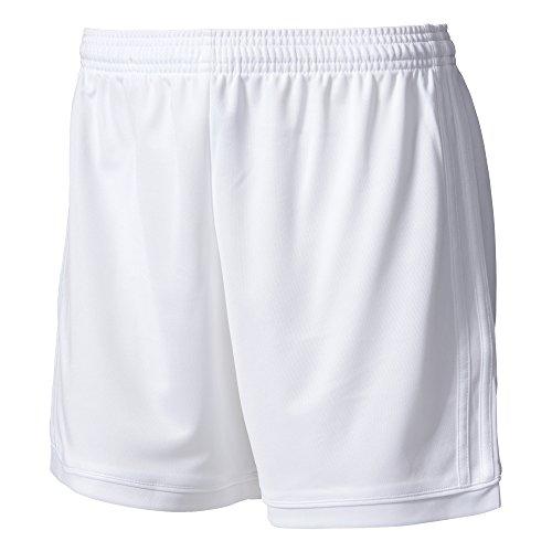 adidas Squad 17 SHO W Pantalón Corto, Mujer, Blanco (Blanco/Blanco), SL