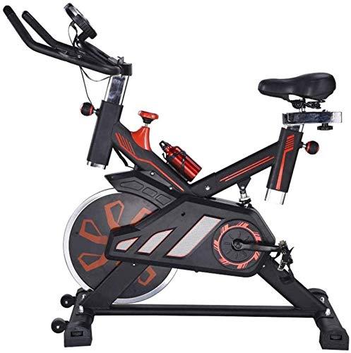 Cyclette Pedaliera Stazionaria for Ginnico for Gambe E Braccia in Bicicletta con Monitor LCD E Sensori di Frequenza Cardiaca mwsoz