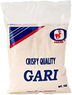 1kg Grobes Maniokmehl, Cassava Mehl, GARI, Kassava Mehl, glutenfrei, von PRAISE