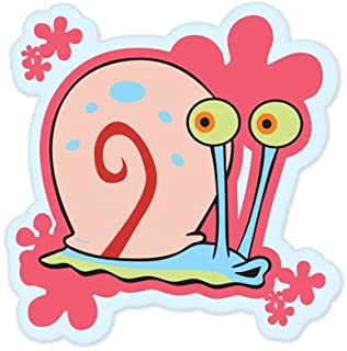 Gary The Snail Spongebob Vynil Car Sticker Decal - Select Size