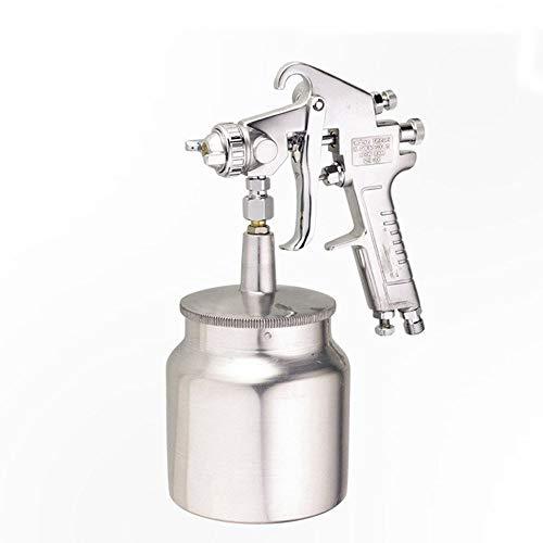 GUANGHEYUAN-J Pneumatische Spritzwerkzeug, Wenting Pneumatische Autolack Spray Airbrush Industrial Grade Handwerkzeug,Einfach zu bedienen