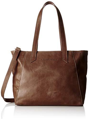 Cowboysbag Damen Bag Jenner Henkeltasche, Braun (000175-Falcon), 14x29x36 cm