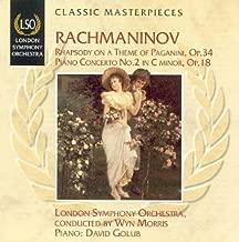 Rachmaninov: Rhapsody On A Theme Of Paganini / Piano Concerto 2
