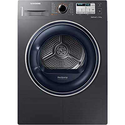 Samsung DV80M50133X Freestanding A++ Rated Condenser Tumble Dryer - Graphite