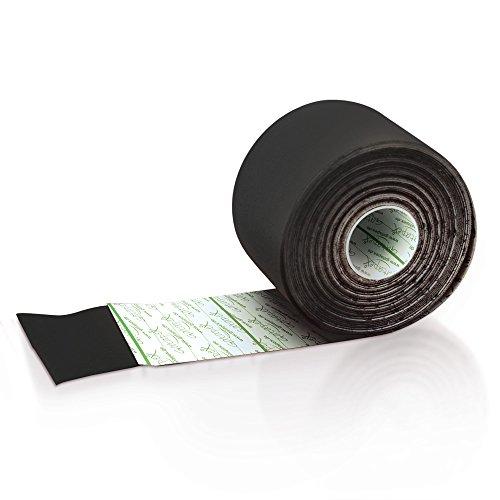 Gatapex Kinesiology-Tape 5,5m x 5cm schwarz