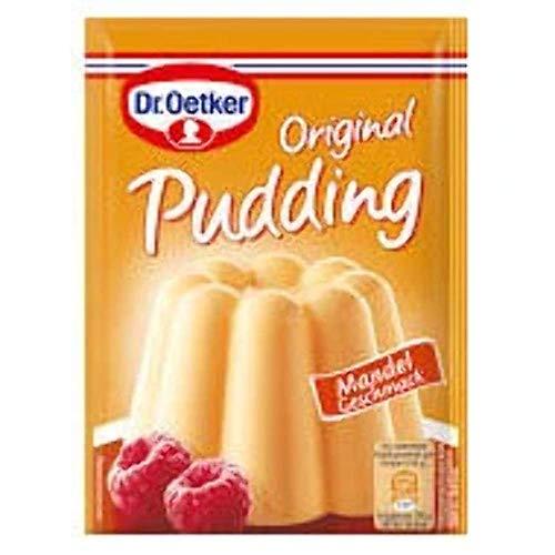 Dr. Oetker Puddingpulver Mandel 3er
