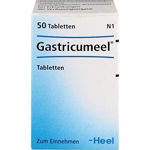 Gastricumeel bei Erkrankungen der Verdauungsorgane Tabletten, 50 St. Tabletten